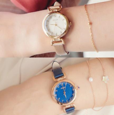 ▲ 줄리어스클래식 여성손목시계