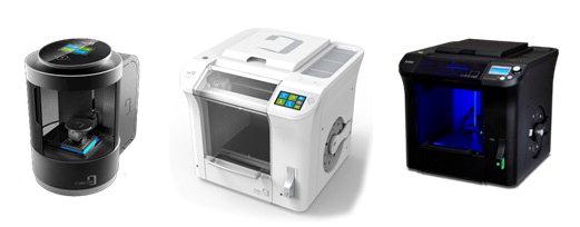 ▲ 반디의 숲이 보유·운용 중인 큐비콘 시리즈 3D프린터.