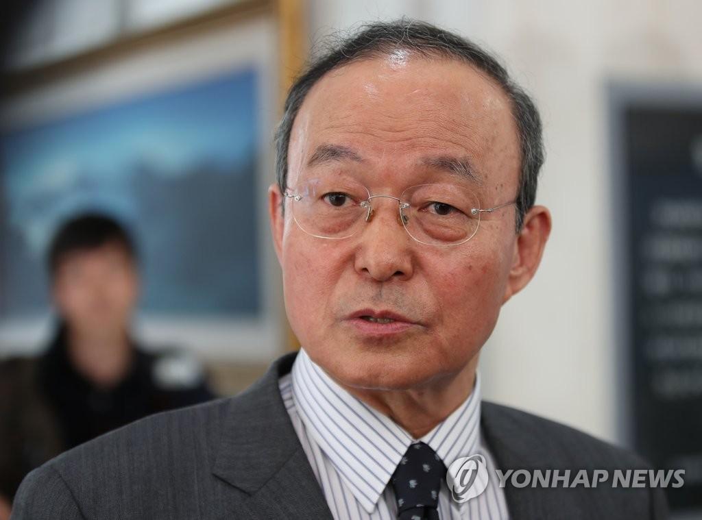 ▲ 송민순 전 외교통상부 장관(자료사진)