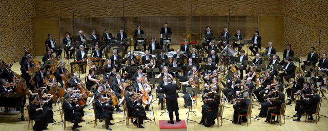 ▲ 러시아 마린스키 오케스트라