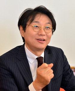 ▲ 조태룡   강원FC 대표이사