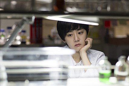 ▲ 영화 '유리정원'의 한 장면