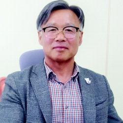 ▲ 정욱화-평창군자원봉사센터장