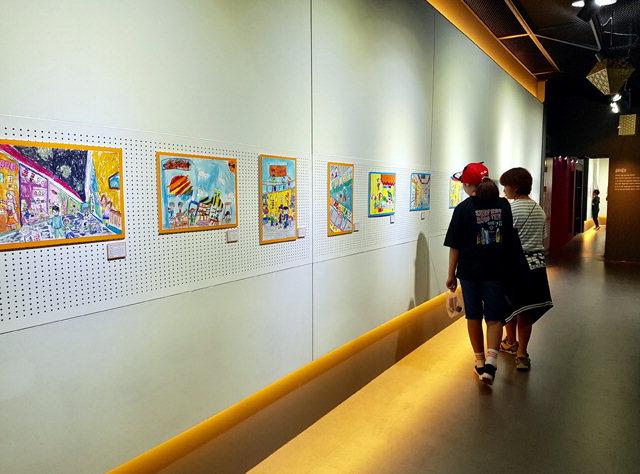 ▲ 원주 골목 예술관