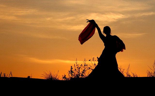 ▲ 평창문화올림픽 상설 테마공연 댄스 퍼포먼스 '천년향'이 내달 3일 오후 5시 강릉원주대 해람문화관에서 초연된다.
