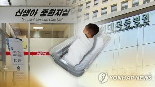 ▲ 이대목동병원 신생아 연쇄 사망사건