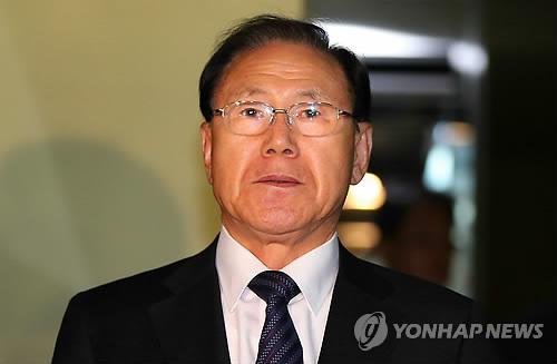 ▲ 김백준 전 청와대 기획관