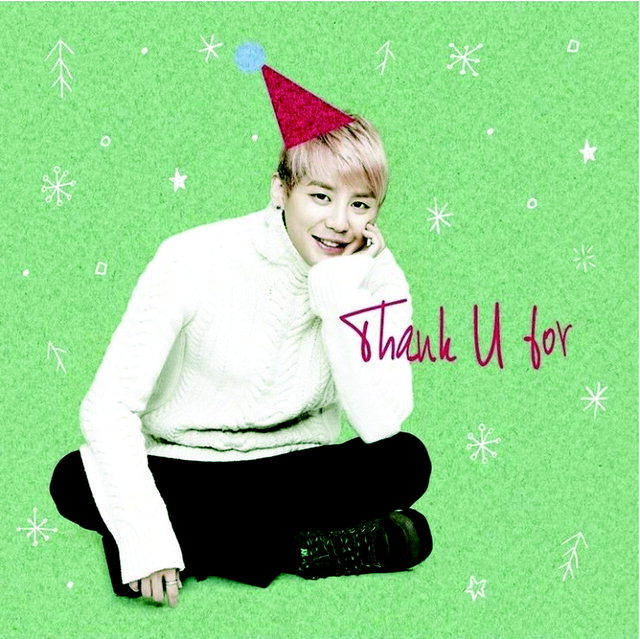 ▲ 8.Thank U For-XIA(준수)