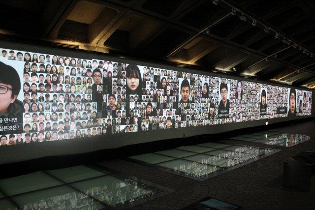 ▲ 프로젝트 '70mK'가 문화올림픽 프로그램으로 올림픽과 패럴림픽 기간 강릉과 평창에서 전시된다.