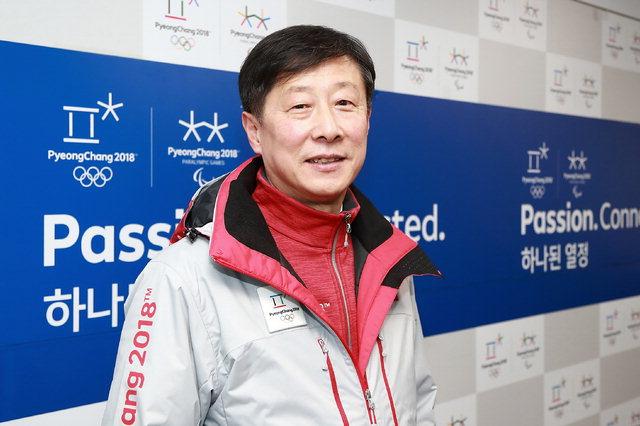 ▲ 2018평창올림픽 조직위원회 성백유 대변인