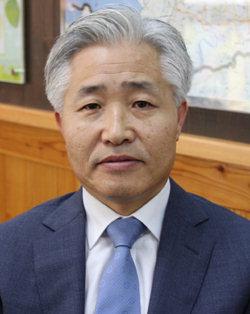 ▲ 전범권 북부지방산림청장