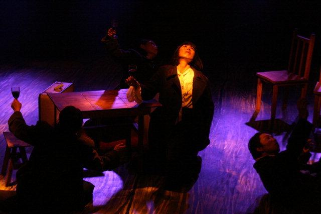 ▲ 극단 노뜰의 '배우전-다섯 배우,다섯 무대'가 오는 13,14일 오후 8시 원주 문막읍 후용리에 위치한 교실극장에서 펼쳐진다.