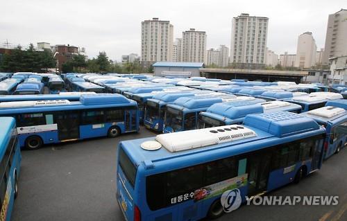 ▲ 춘천 시내버스[연합뉴스 자료사진]