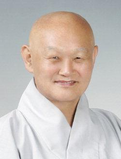 ▲ 원행 스님 조계종 중앙원로의원·오대산 월정사 선덕스님