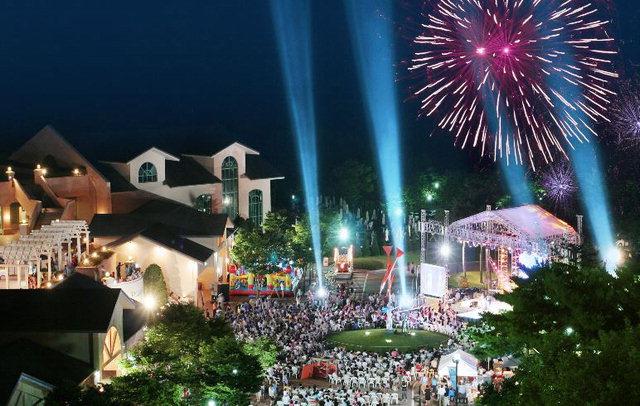 ▲ 원주 오크밸리는 오는 19일까지 여름성수기 썸머 홀리데이 페스티벌을 개최한다.