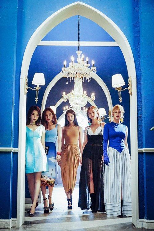 ▲ 걸그룹 소녀시대의 새로운 유닛(소그룹) '소녀시대-오!지지'(Oh!GG)가 결성됐다. 소속사 SM엔터테인먼트는 소녀시대-오!지지는 태연, 써니, 효연, 유리, 윤아가 참여한 유닛으로 9월 5일 오후 6시 신곡 2곡이 수록된 싱글을 음원사이트에 공개한다고 27일 밝혔다. 2018.8.27