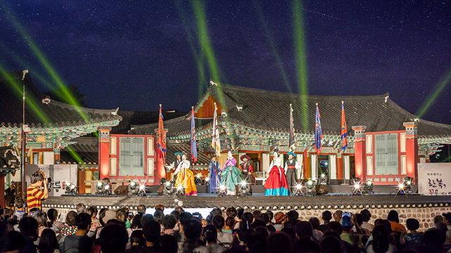 ▲ 강릉 문화재 야행