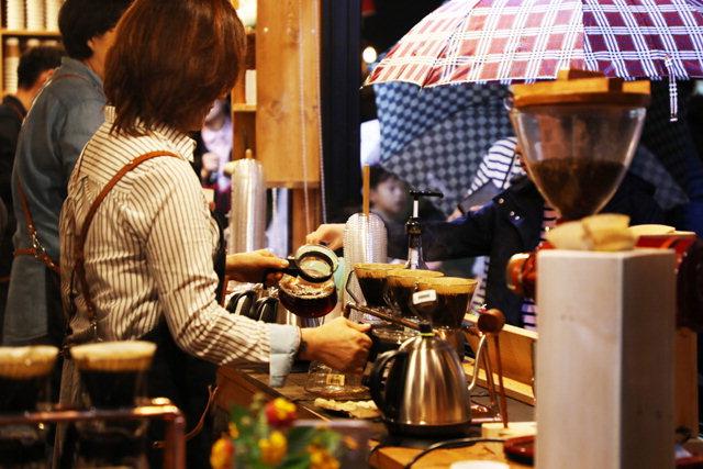 ▲ 강릉 커피축제