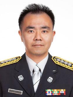 ▲ 김재홍 인제소방서장