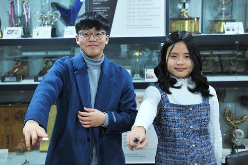 ▲ 김상천(왼쪽)·김상인.