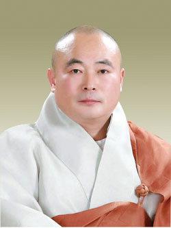 ▲ 법검 우송 조계종 제3교구 본사 신흥사 주지
