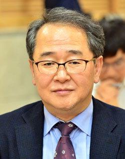 ▲ 김기석 강원대 통일강원연구원장