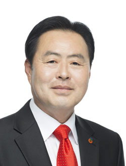 ▲ 김우섭 양양군축제위원장 군의원