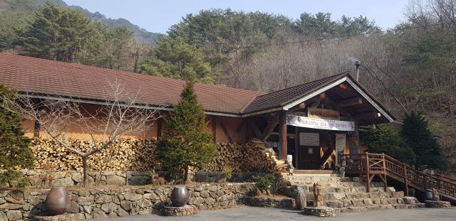▲ 영월 조선민화박물관 전경.