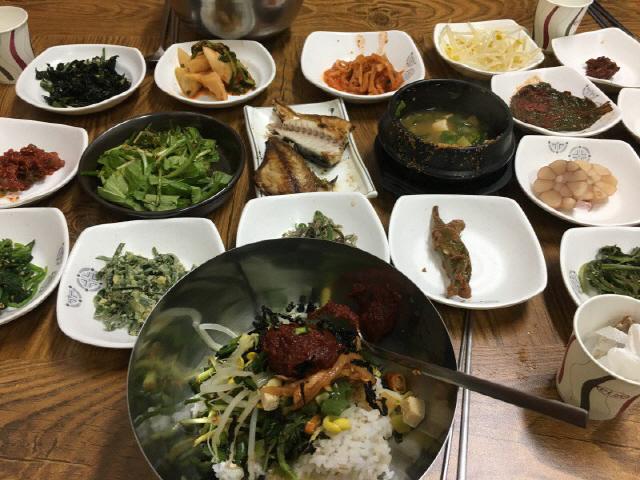 ▲ 보리밥