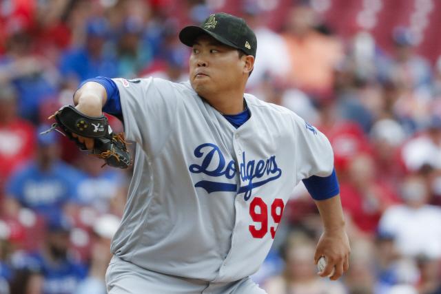 ▲ 류현진 시즌 6승…MLB 평균자책점 전체 1위
