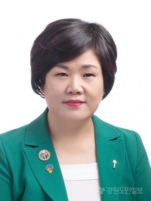 ▲ 김봉예 제6대 영월은하수로타리클럽 회장