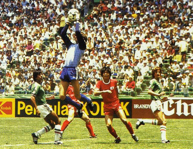 ▲ 재조명되는 1983년 멕시코 청소년 축구