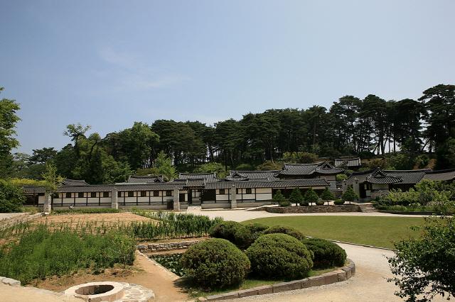 ▲ '고택의 풍류'시리즈가 열리는 강릉 선교장