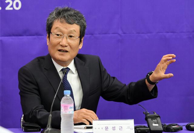 ▲ 제1회 평창남북평화영화제 기자회견이 15일 도청에서 열렸다.  최유진