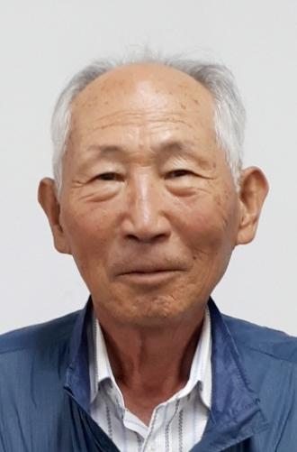 ▲ 조오연 대한민국 건국회 강원도지부 상임부회장