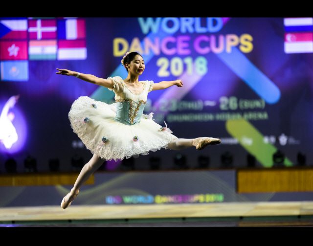 ▲ 댄스스포츠