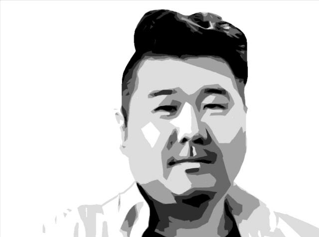 ▲ 안준형 극단 이륙 대표