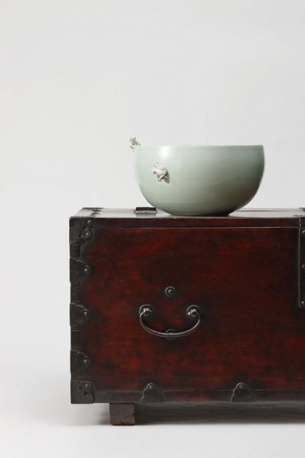 ▲ 정두섭 도예가의 작품.