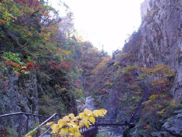 ▲ 설악산대표 코스 천불동 계곡