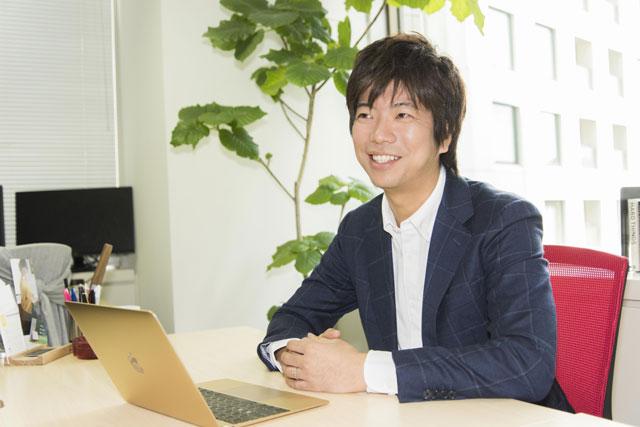 ▲ 일본 패션 공유 플랫폼 에어클로젯을 설립한 아마누마 사토시(40) 대표