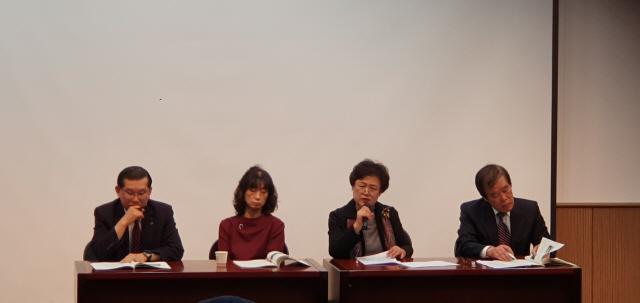 ▲ '커피도시' 강릉의 음식문화 특화를 위한 세미나가 13일 강릉원주대에서 각계 전문가들이 참여한 가운데 열렸다.