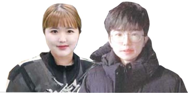 ▲ 양양사격남매박채윤 박하준선수