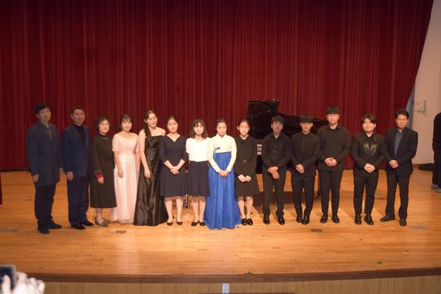 ▲ 평창대관령음악제 '강원의 사계-가을' 영아티스트 콘서트가 지난 16일 춘천 청소년수련관에서 열렸다.