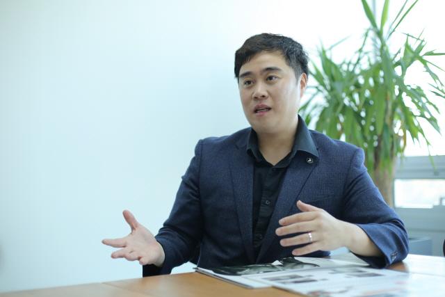 ▲ 김남혁 원백고이스트 대표