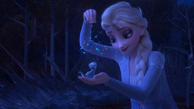 ▲ 디즈니 애니메이션 '겨울왕국2'스틸컷