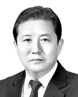 ▲ 유재철 정선군의장·정선 알파인경기장 철거 반대 범군민 투쟁위원장