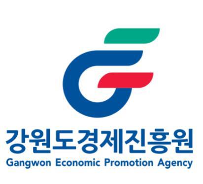▲ 강원도경제진흥원 CI