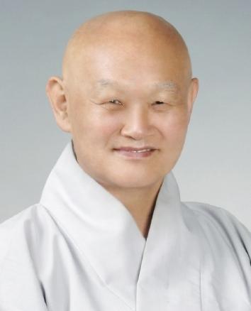 ▲ 원행스님 오대산 월정사 선덕스님·대한불교 조계종 원로의원