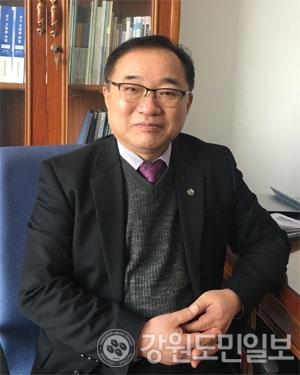 ▲ 류한호 지역신문발전위원장