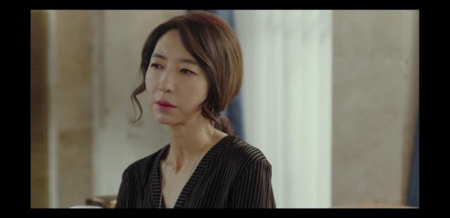 ▲ 방은진 위원장의 '사랑의 불시착' 출연 모습.